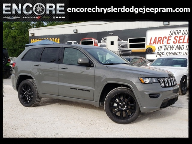 Jeep Cherokee Altitude >> New 2019 Jeep Grand Cherokee Altitude 4x2