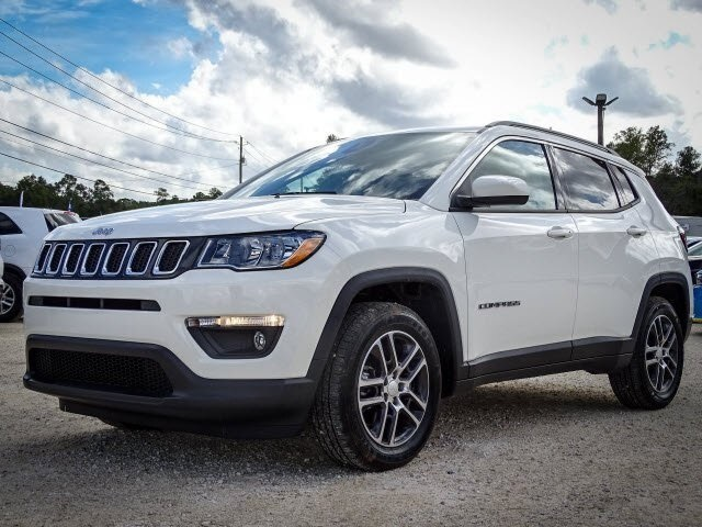 New 2018 JEEP Compass Latitude