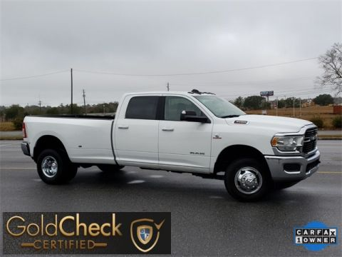 Pre-Owned 2019 Ram 3500 Big Horn Crew Cab